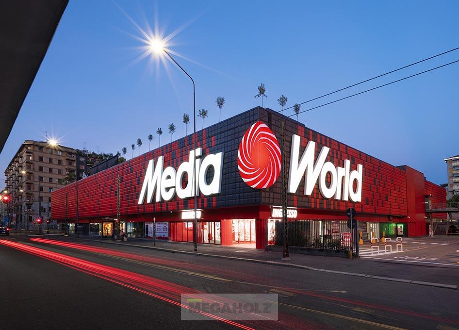 Media World Milánó