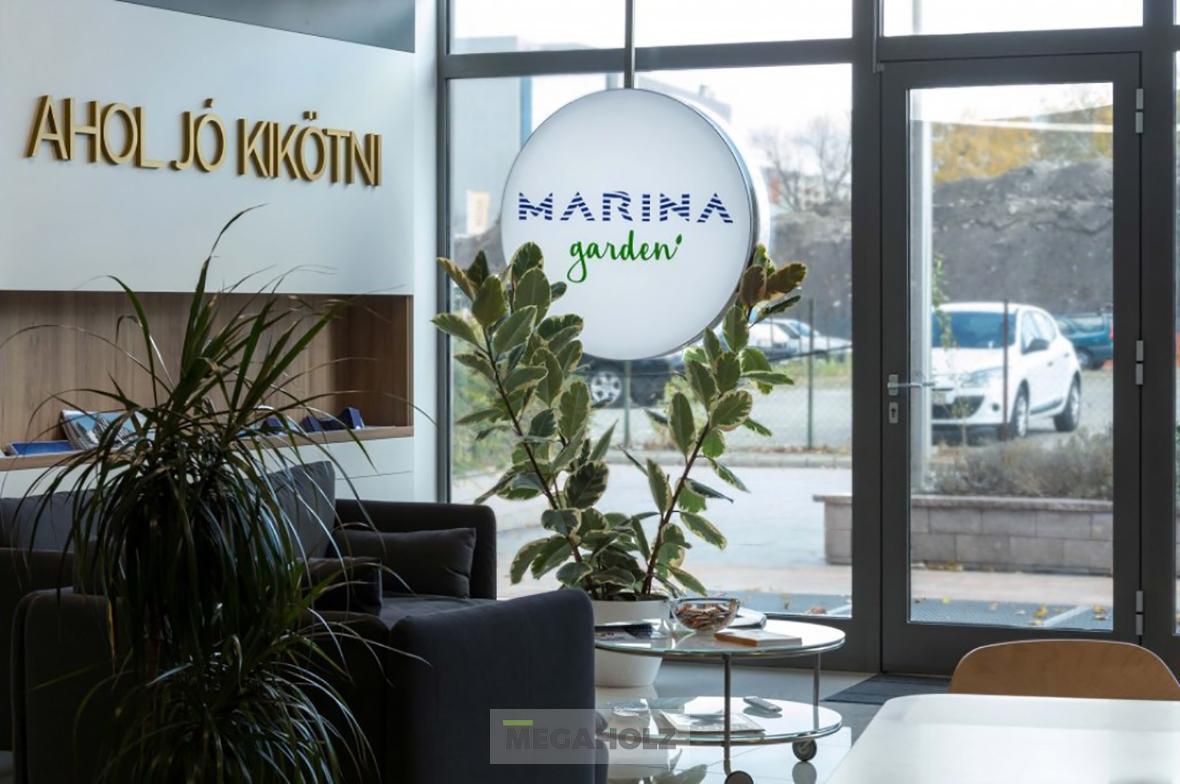 Marina Garden Office